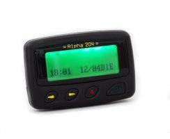Digitalpager Alpha 204 BOS - OB