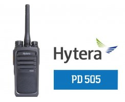Hytera PD505LF PMR446 Handfunkger�t