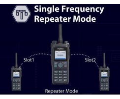 Hytera Single Frequency Repeater Mode Lizenz