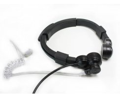 Kehlkopf Security Headset robust KHS09E-CP