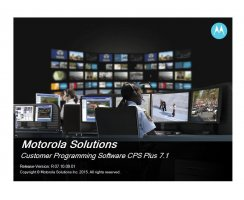 Motorola QA04980AA CPS Plus 7.x Tetra System License