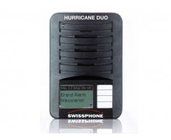 Swissphone Hurricane DUO MKV