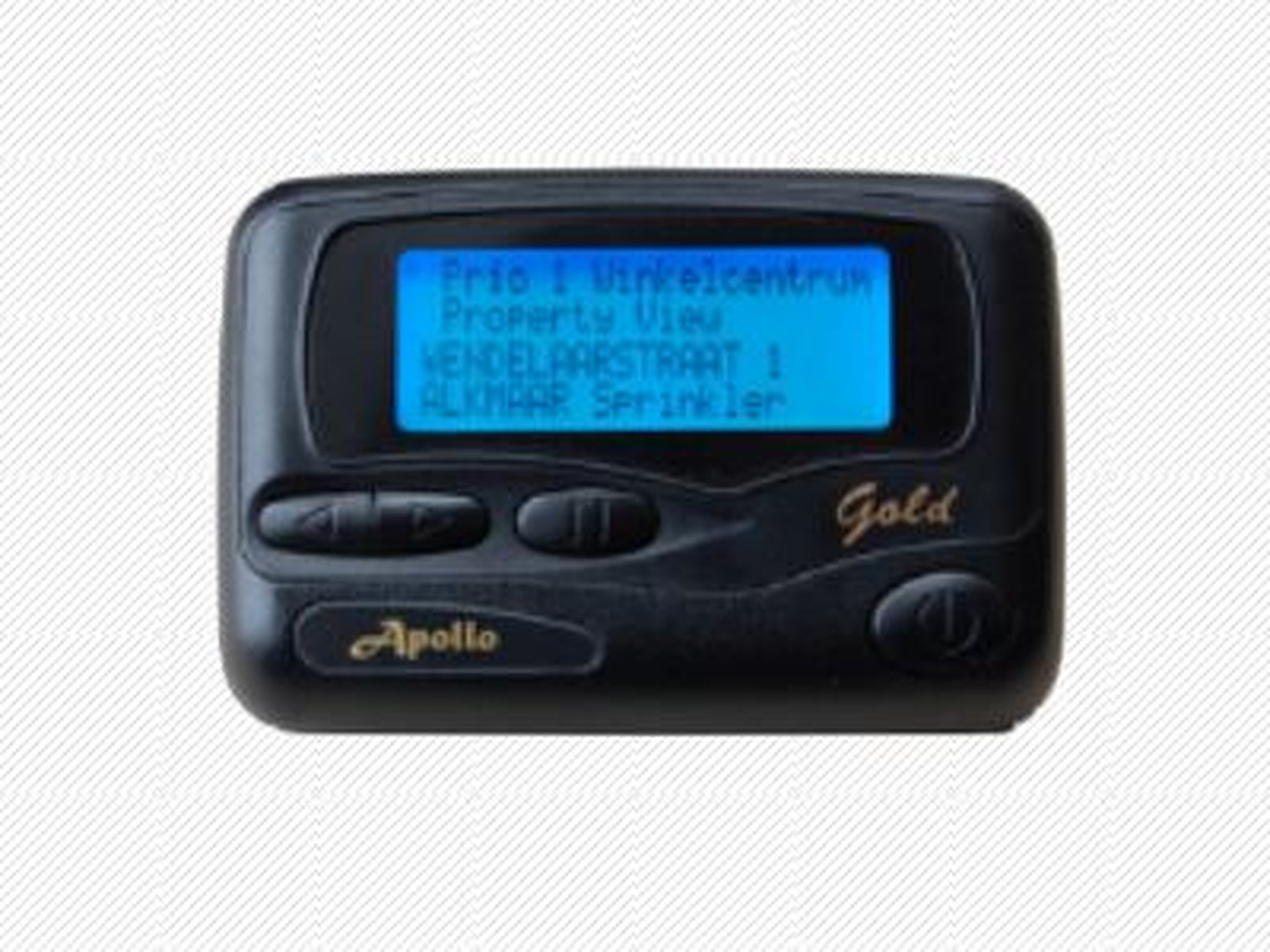 Digitalpager Apollo Gold