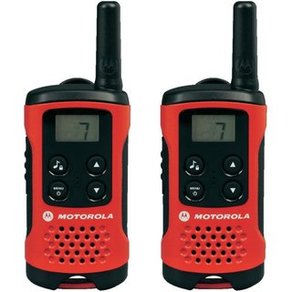 Motorola TLKR-T40 Twin Pack