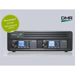 Hytera DS-6500 DMR Dispatcher Lösung