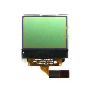 Swissphone LCD Display Hurricane DUO