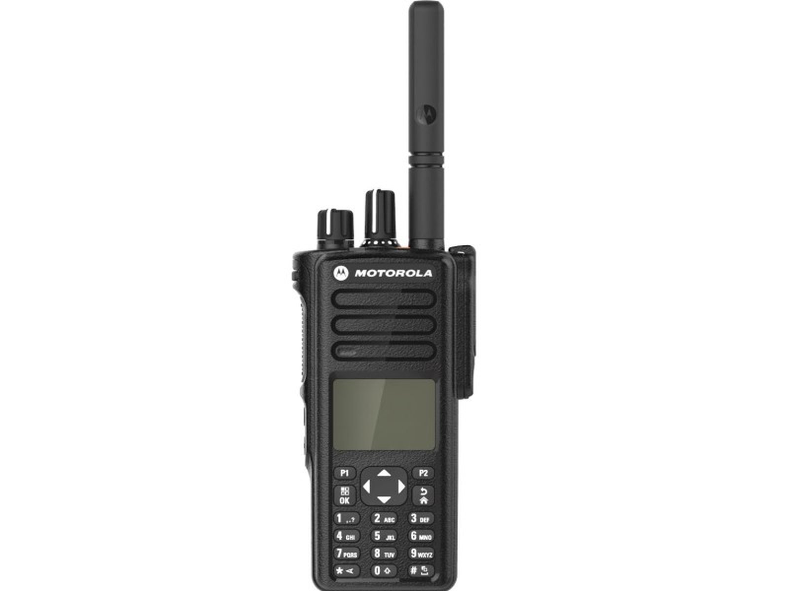 Motorola DP4801e (enhanced) DMR Handfunkgerät GPS