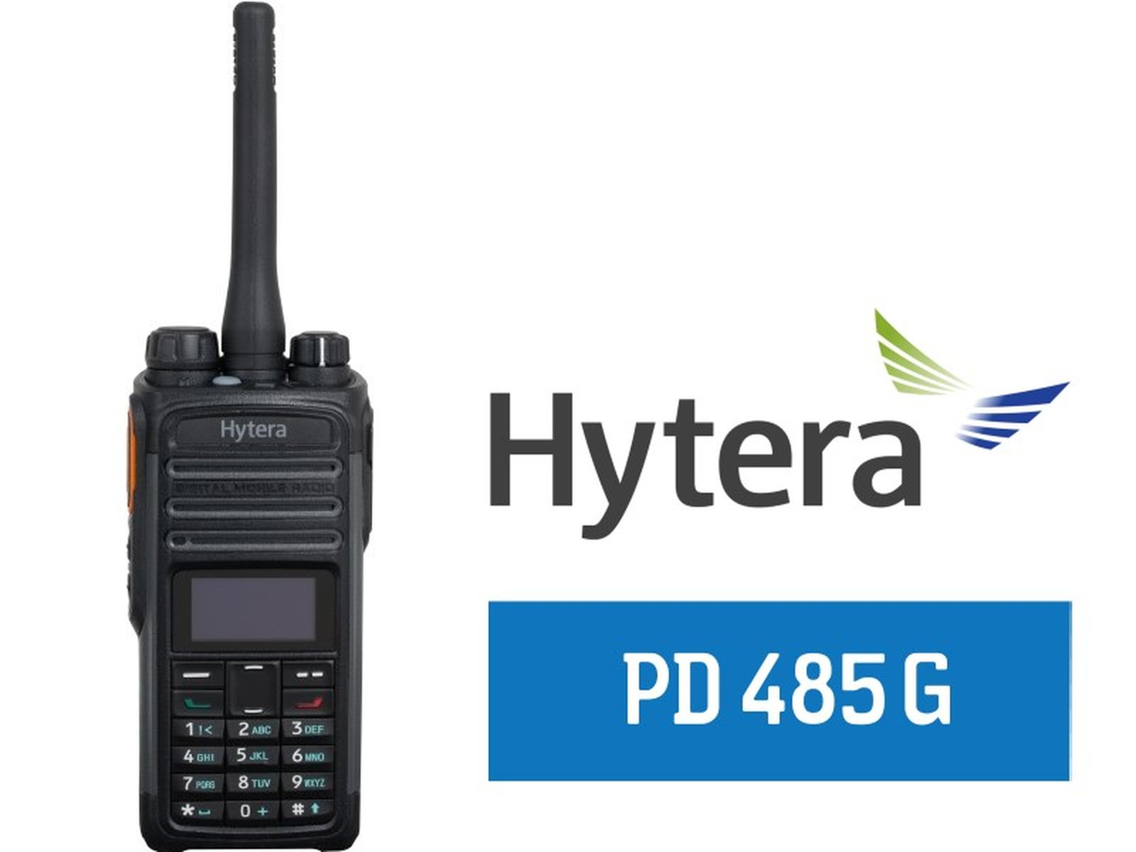 Hytera PD485G GPS/Bluetooth