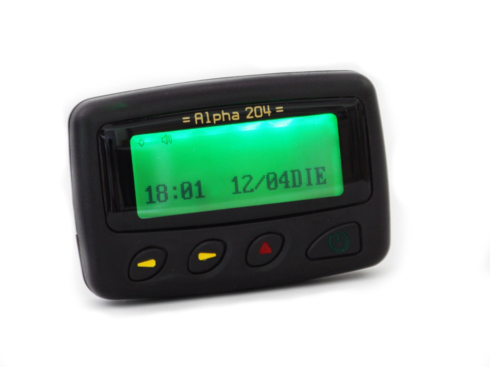 Digitalpager Alpha 204 BOS - UB