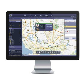 Hytera Dispatch Console Browser for Dispatcher Desk