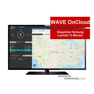 Motorola GMLN5551A WAVE OnCloud Dispatcher