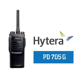 Hytera PD705G VHF GPS ManDown *Aktionsware*