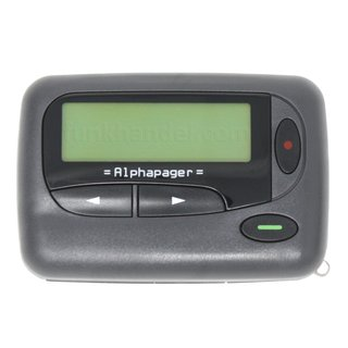 Digitalpager Alpha 304 BOS