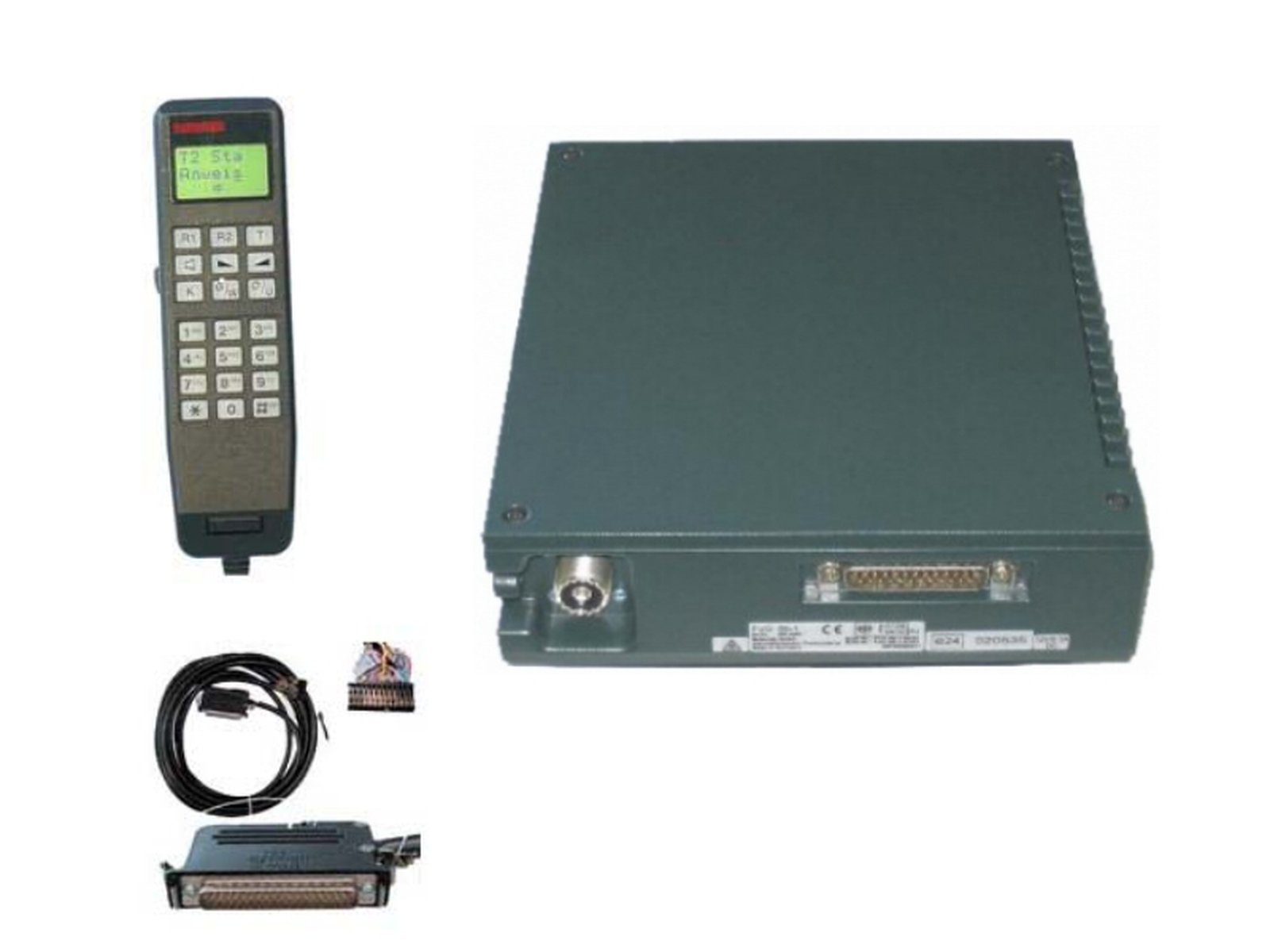 Radiodata FuG 9c FMS + RS1 Bundle 2m-Band